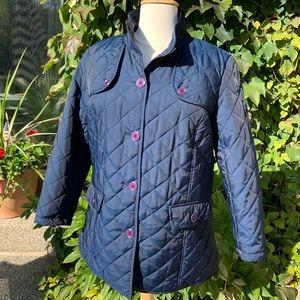 JONES NEW YORK Quilted Coat, 2X